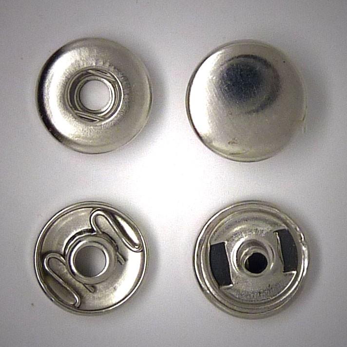 CHD002 - Druckknopf Rohlinge für MINI Schmuck Druckknöpfe