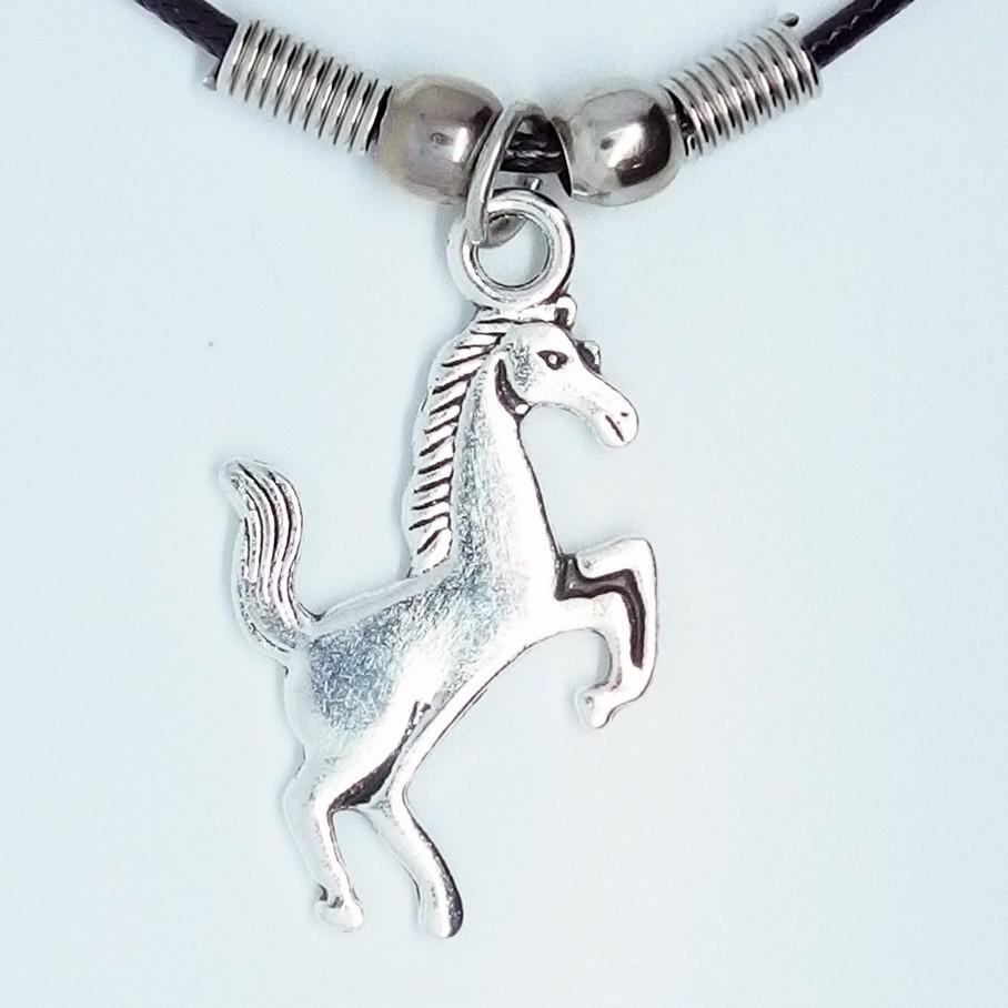 MK150 - Ketten springendes Pferd klein
