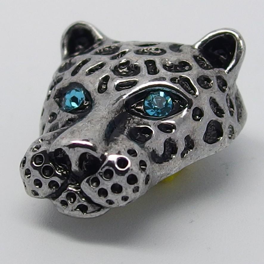 CH076 - Schmuck Druckknöpfe Panther