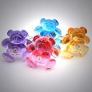 KR001 Ringe für Kinder Teddybär