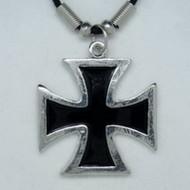 MK119 Ketten Eiserneskreuz schwarz gr.