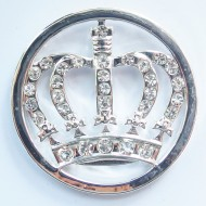MS002 - Sammelmedallions Krone 33mm