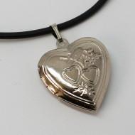 MK032 - Ketten Herz Medallion
