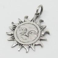 SS022 - Kettenanhänger Sonne