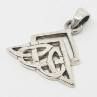 SS085 - Kettenanhänger Keltischer Knoten