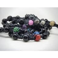 SH001 Shamballa Armbänder