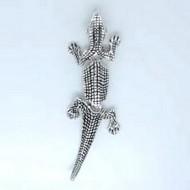 SS013 Kettenanhänger Krokodil