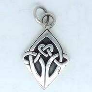 SS099 Kettenanhänger Keltischer Knoten