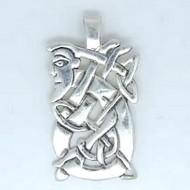 SS105 Kettenanhänger Keltischer Knoten